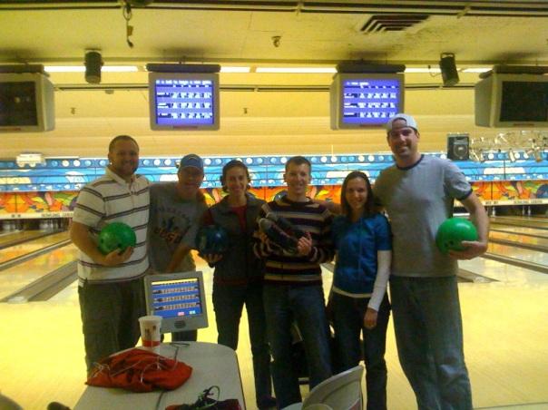 Board Bowling
